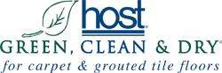 HOST Green, Clean & Dry for carpet & grouted tile floors