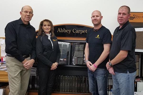 Abbey Carpets N' More Team