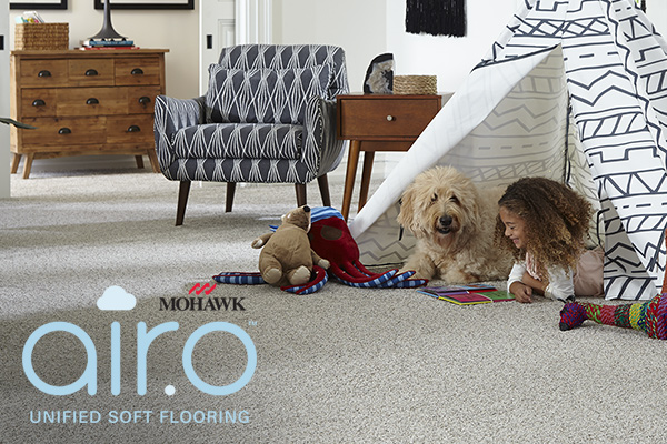 Hypoallergenic Carpet – Air.o Unified Soft Flooring   Mohawk Flooring